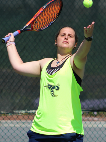 E&H Women's Tennis Picks Up 6-3 Win at Virginia Wesleyan,  As Men Drop Match To Marlins, 9-0, Friday Evening