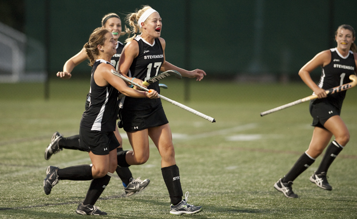 Doering Scores Twice to Lead Mustangs to 2-1 Victory Over Washington (Md.)