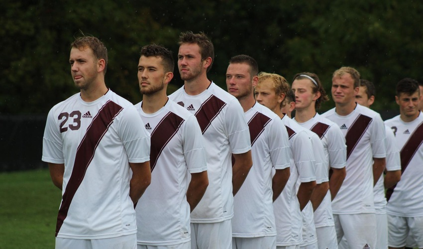 Men's Soccer Struggles against Hope