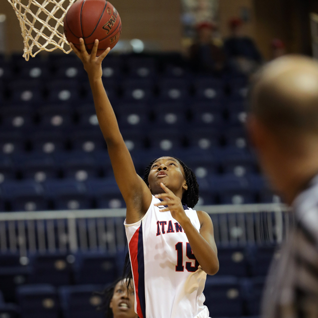Lady Indians cruise to 79-59 win over Baton Rouge