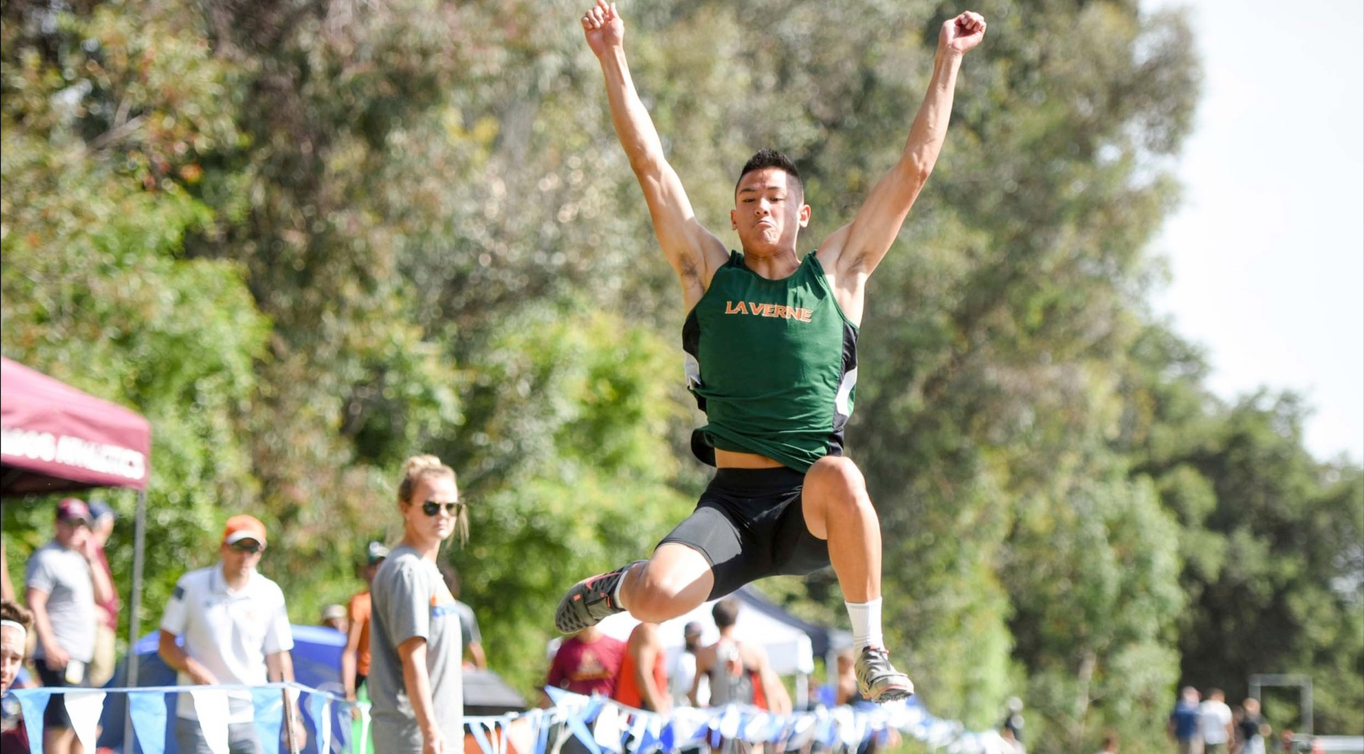 Men's Track and Field opens SCIAC competition