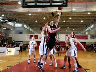 No. 11 CUA spreads the scoring around in 82-65 win over Crusaders