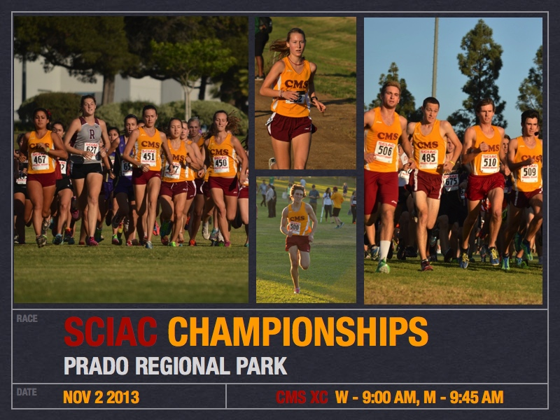 SCIAC Cross Country Championships Preview