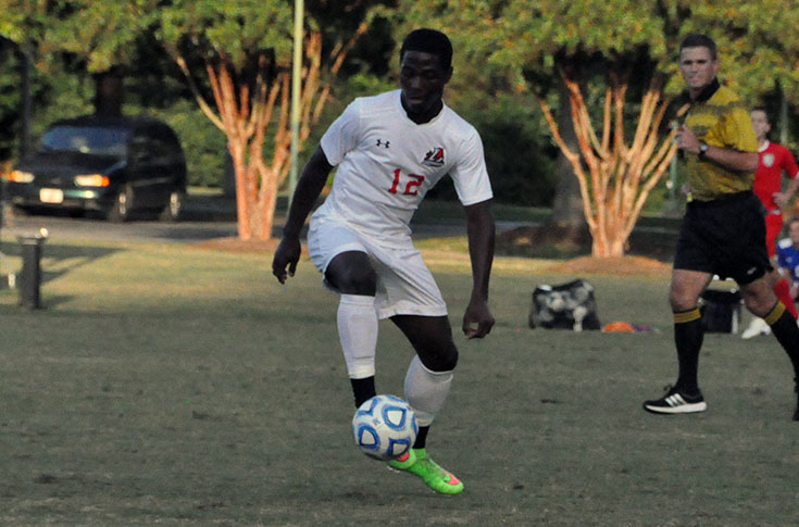 Men's Soccer: Hendrix denies Panthers' first win of season