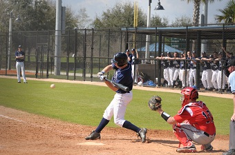 Five-game winning streak for baseball comes to a halt at Wheaton