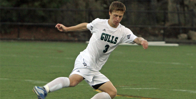Kanter's PK save crucial in Gulls 2-0 win over Suffolk