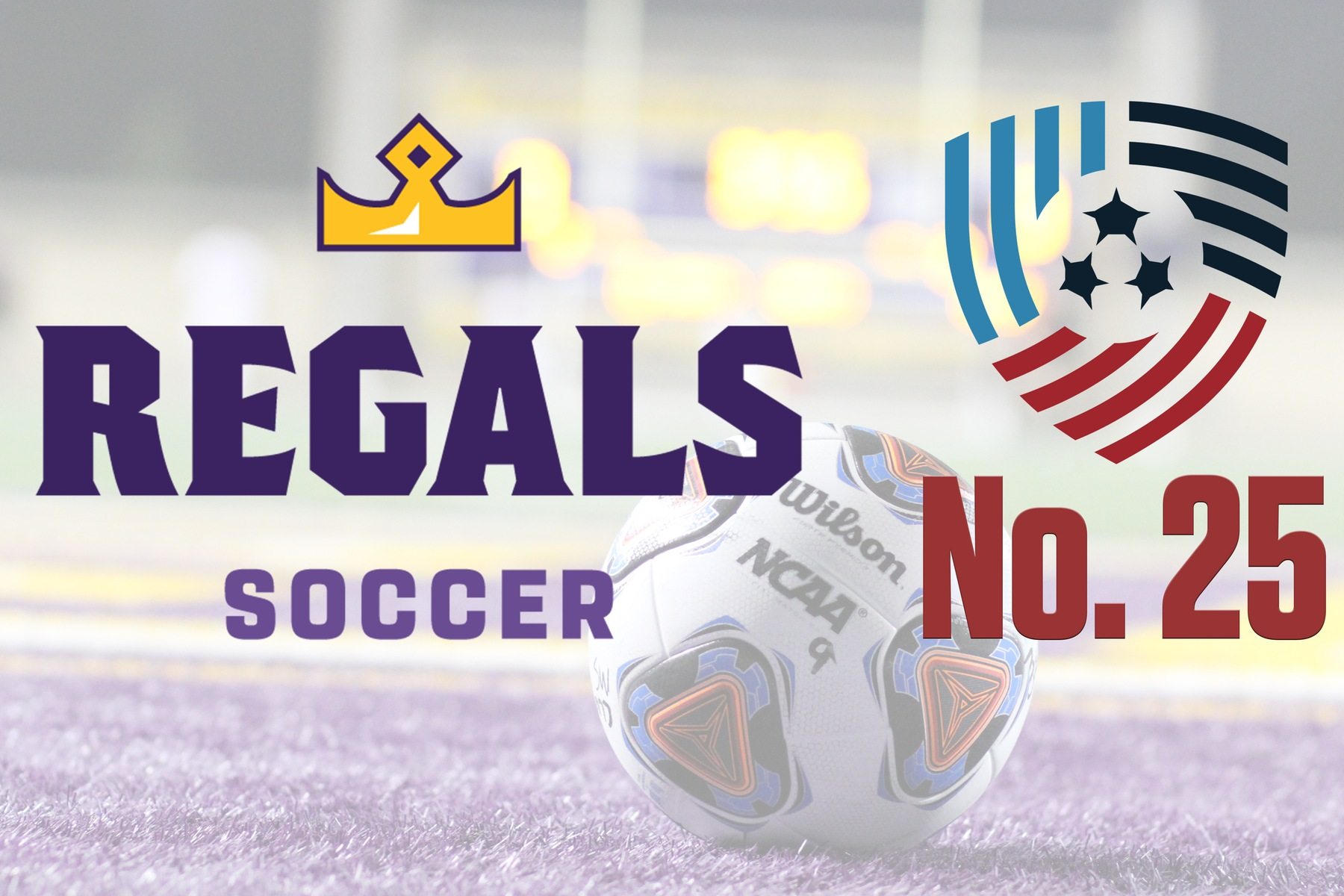 Regals Break Into United Soccer Coaches Top-25