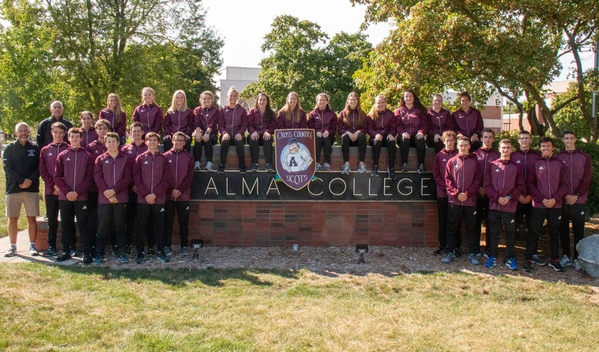 Cross Country Named as All-Academic Teams