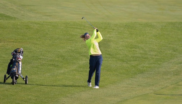 Women's Golf in 10th after Round 1 of Wartburg Invite