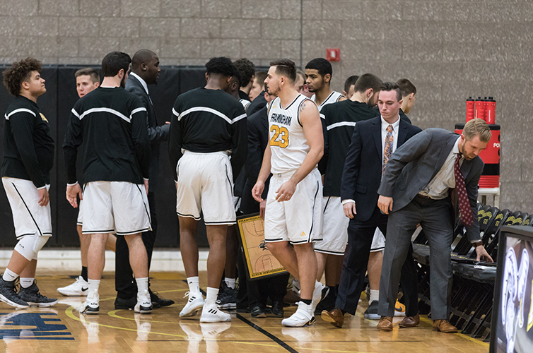 Salem Defeats Men's Basketball in MASCAC Action