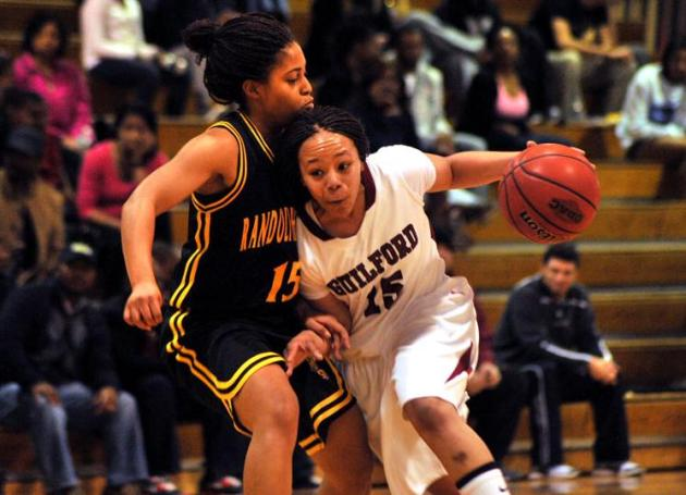 Oglesby Leads Guilford Women Past Randolph-Macon, 69-57