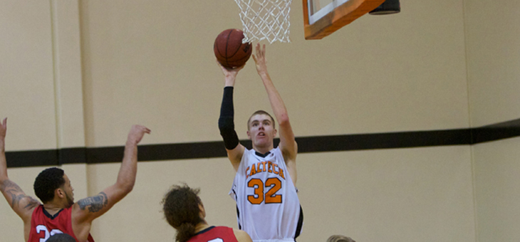 Caltech Continues Winning Ways; Crushes Eastern Nazarene