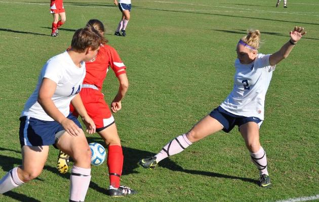 Coker Drops Nonconference Match to Belmont Abbey