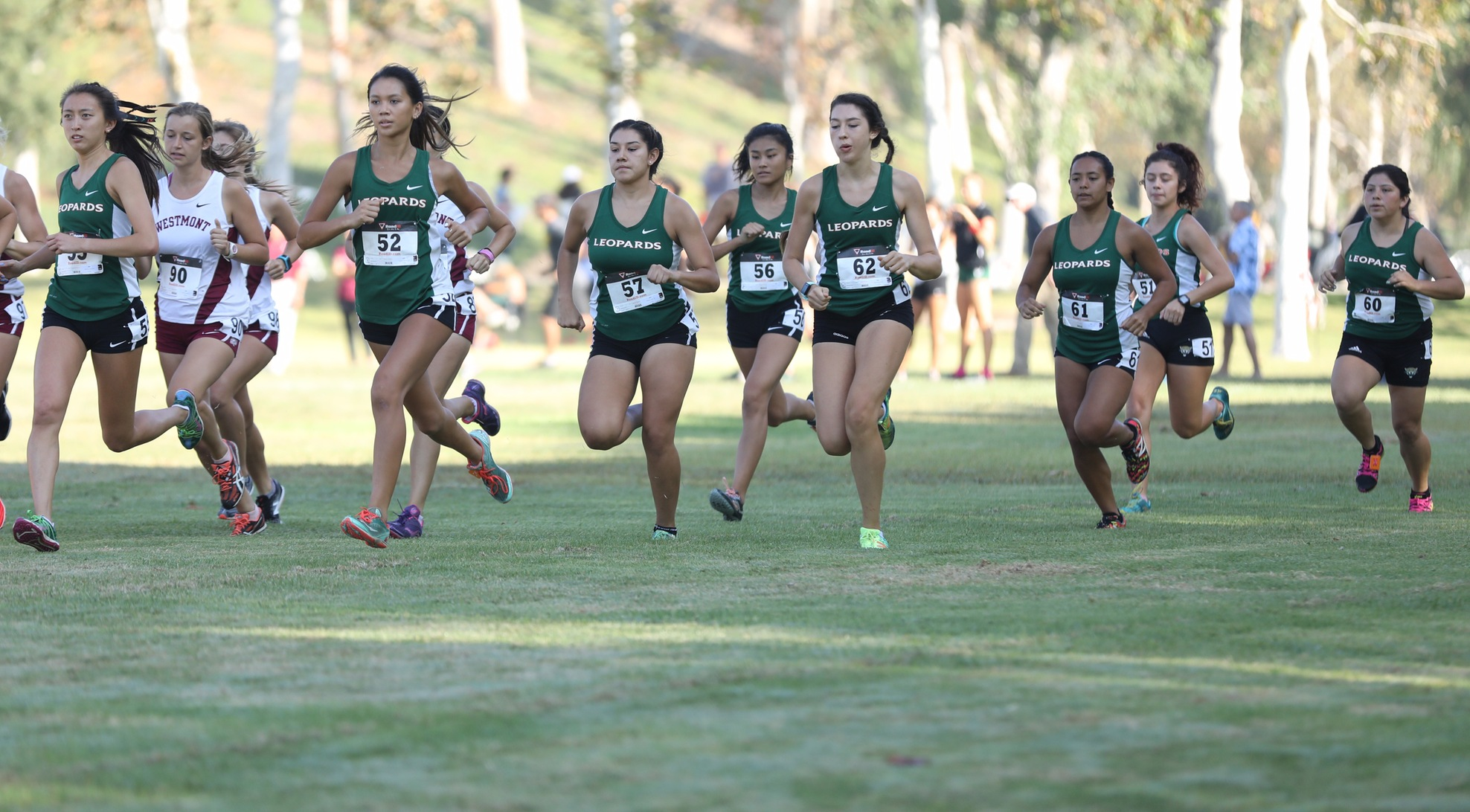 Dela Cruz paces Leopars at Biola Invite