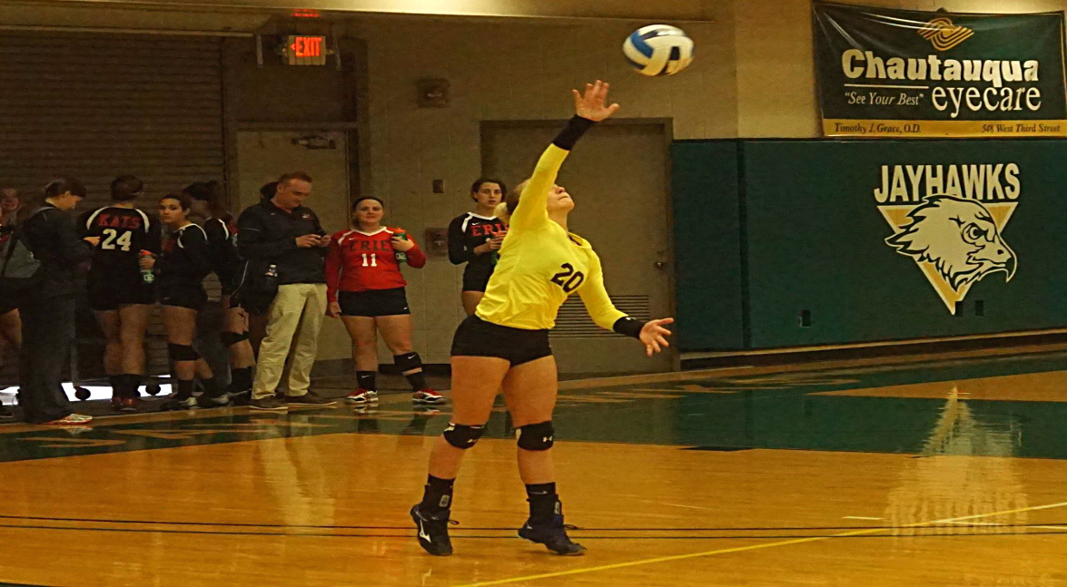 Women's Volleyball vs Mohawk Valley CC