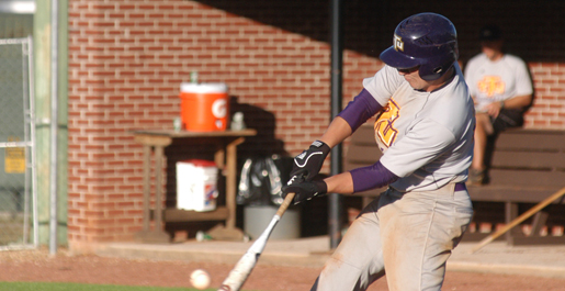 Gold team goes undefeated in the first week of baseball's Purple and Gold Series