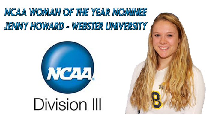 Howard Nominated as NCAA Woman of the Year