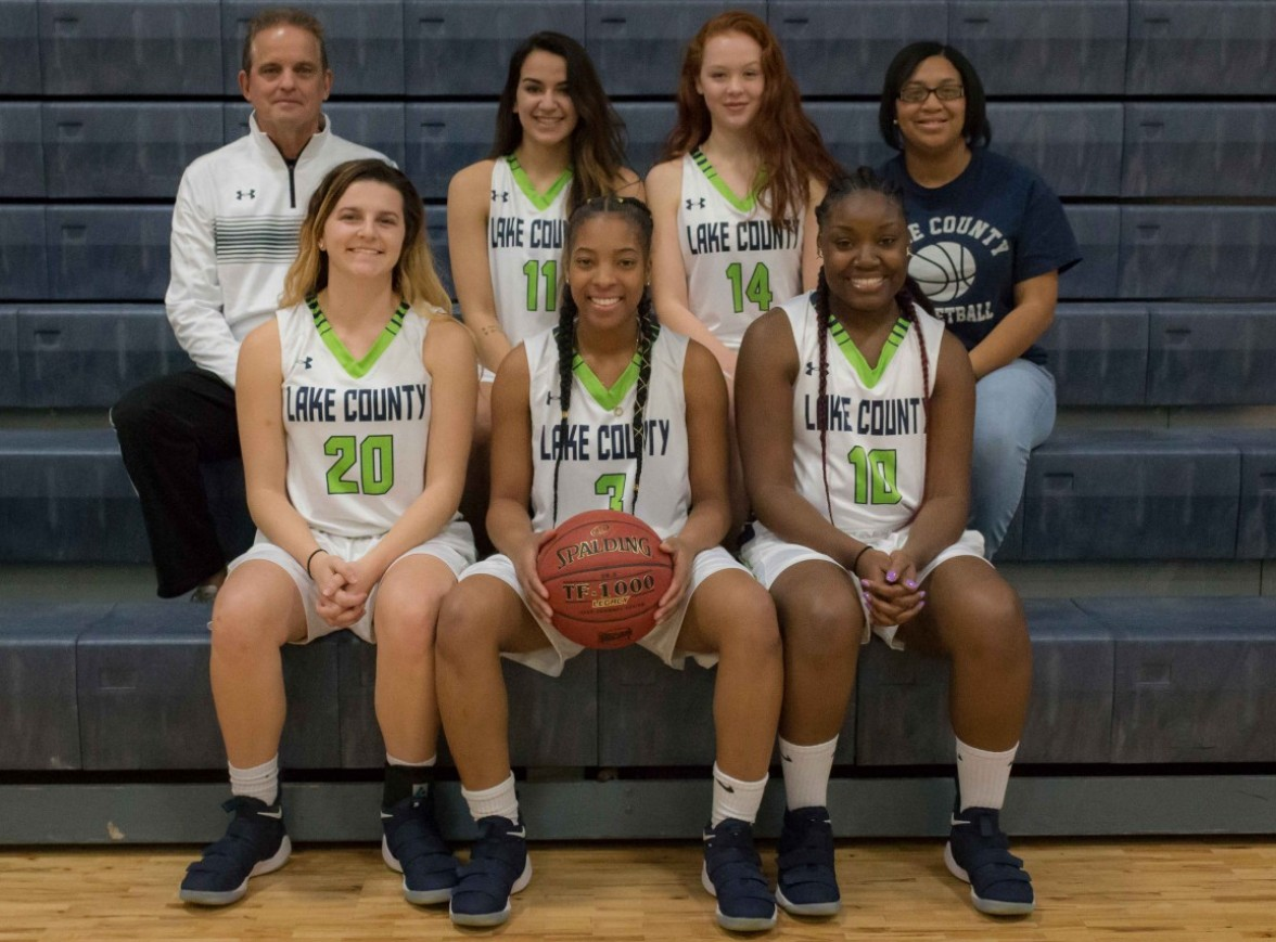 College Of Lake County 2017 18 Women S Basketball Roster