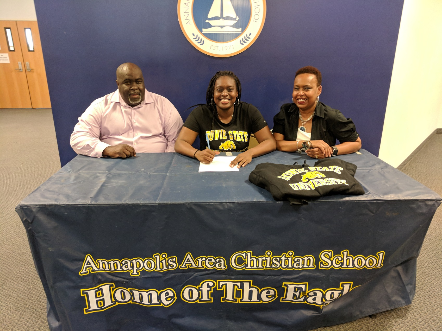 Pinkney Signs With Bowie State