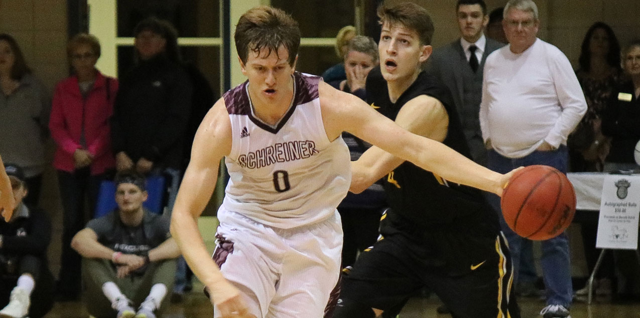 Schreiner Men Headed To SCAC Title Game With Victory Over Southwestern