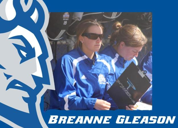 Gleason Added to Softball Staff