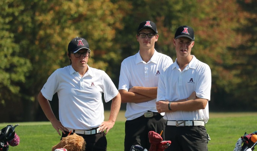 Men's Golf Wraps up Play at The Lou Collins Invitational