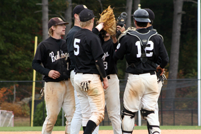 BASEBALL FINISHES SEASON RANKED FIFTH IN NEW ENGLAND IN FINAL NEIBA POLL