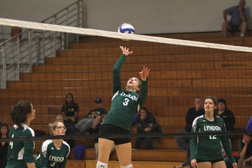 Lyndon drops four at SJC Autumn Invitational