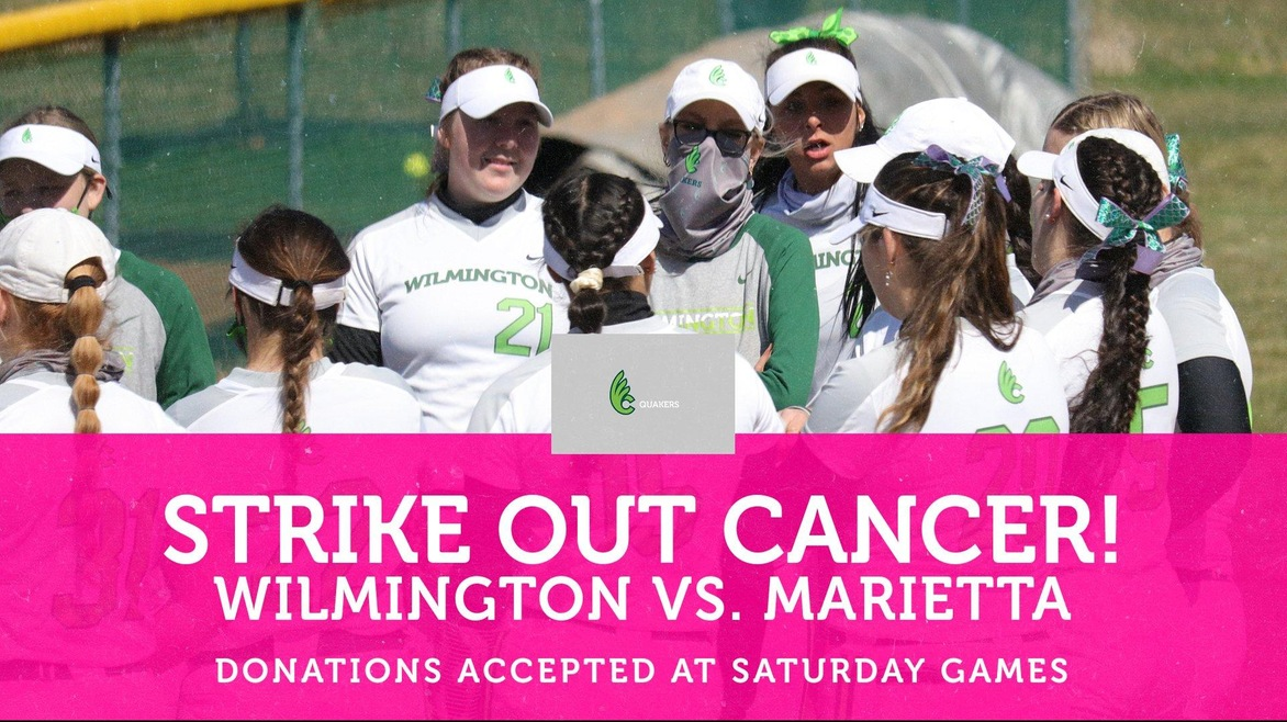 Softball Hosting Marietta for Strike Out Cancer Games