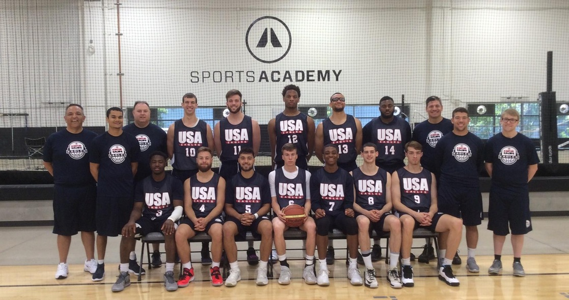 Q&A With Andrew Russell on His Trip to East Asia With USA Eagles