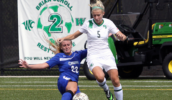 Dowling Scores Late to Capture 2-0 Women's Soccer Victory over Wilmington University