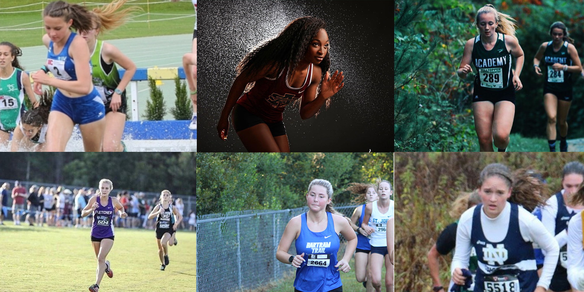 Women's Cross Country/Track Announces Recruiting Class for '19-20