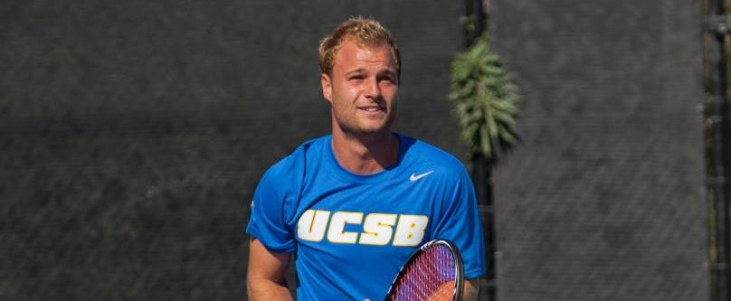 Recknagel, Bouillin Complete Matches before Rain Delay at SoCal Intercollegiate