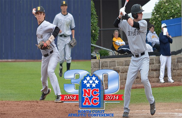 Six Tigers Earn All-NCAC Honors; Hartnagel Newcomer of the Year