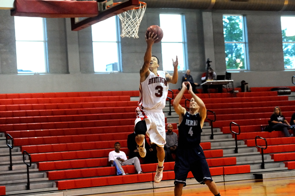 Huntingdon men down Berry for second straight win