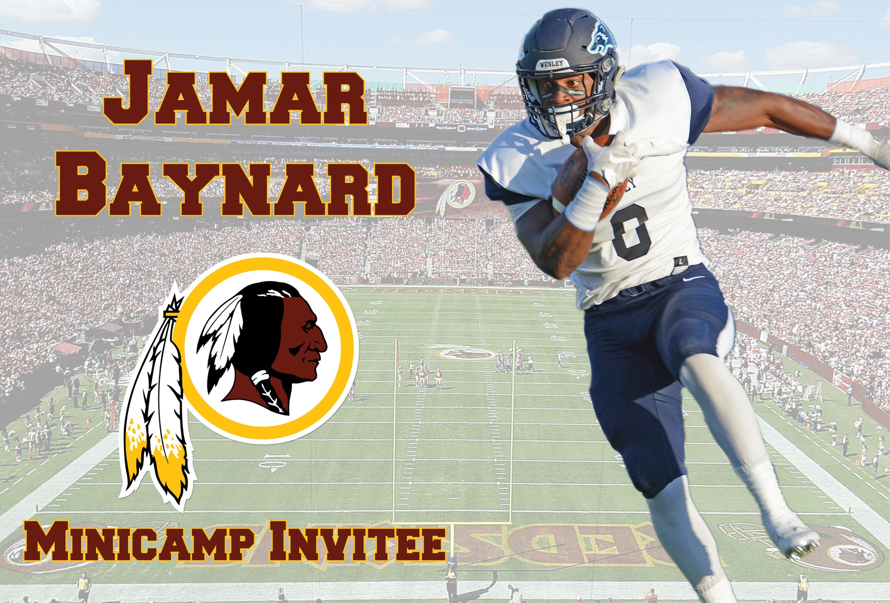 Baynard invited to Redskins minicamp