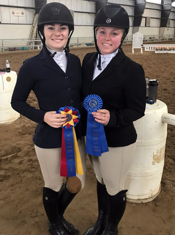 Intermont Equestrian IHSA Team Wins Region With Third-Place Finish Saturday
