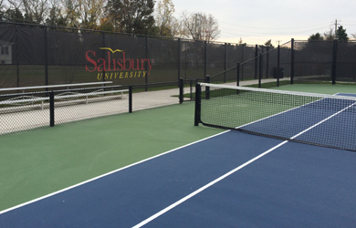 SU Indoor and Outdoor Tennis Center
