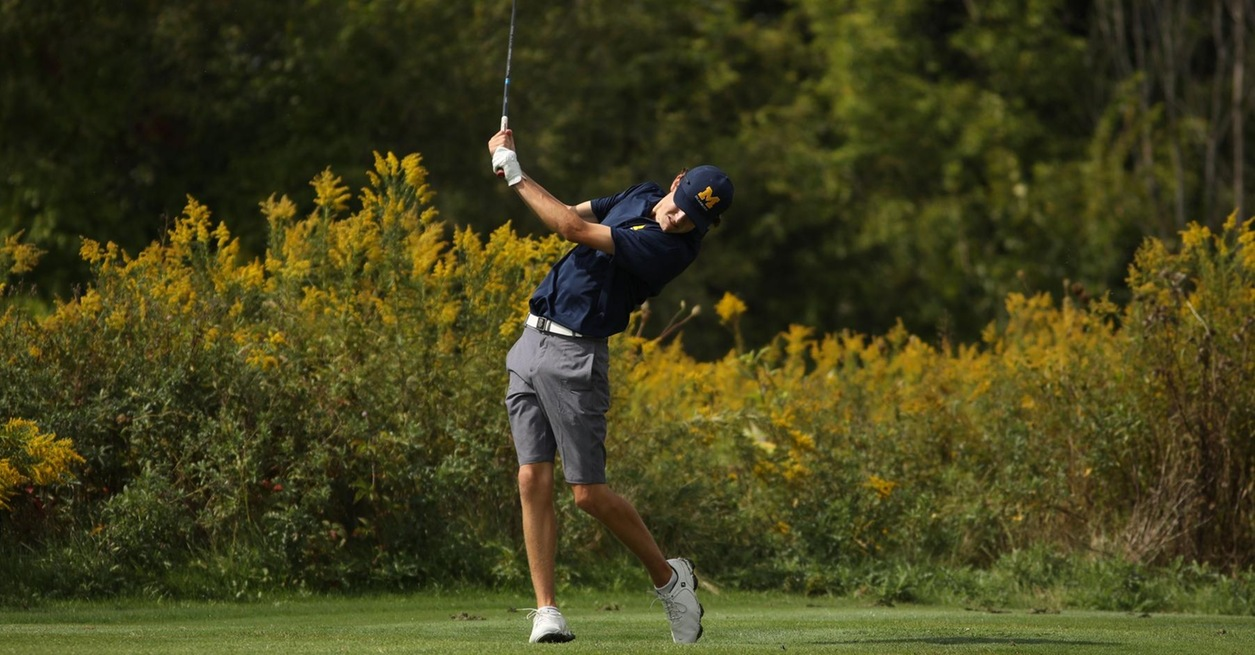 UM-Dearborn Golf competes at Cleary Invitational