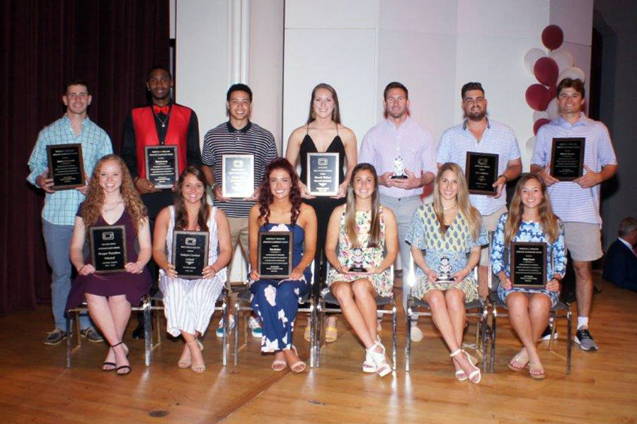 Top Student-Athletes Honored at 2019 Quakies Awards