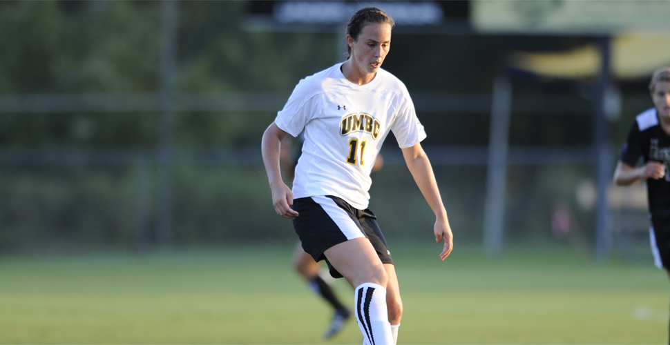 UMBC Women's Soccer Hosts Maine in Homecoming Matinee