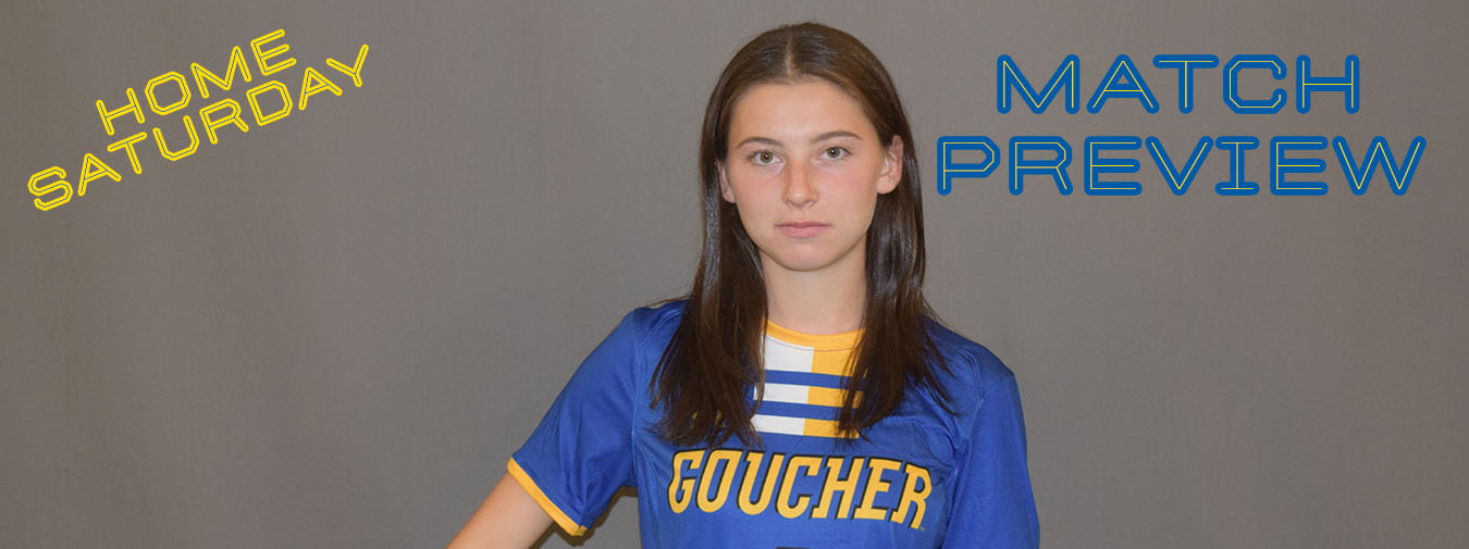 Goucher Women's Soccer Tangles With Eastern At Home On Saturday