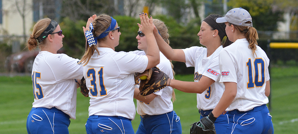 Concordia Softball Puts Up a Battle in Close Defeats to #17 Caldwell in CACC Action