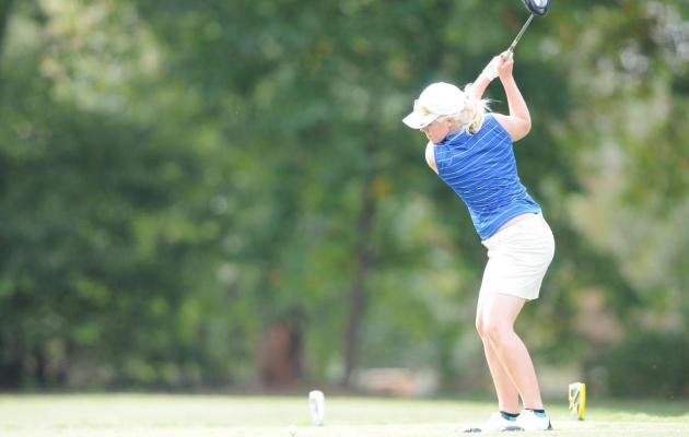 Women's Golf Makes History at Anderson Invitational