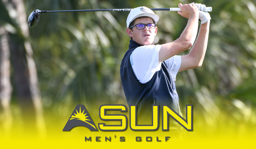 North Florida's Carroll Grabs Second at Shoal Creek & @ASUN_Golf Honors