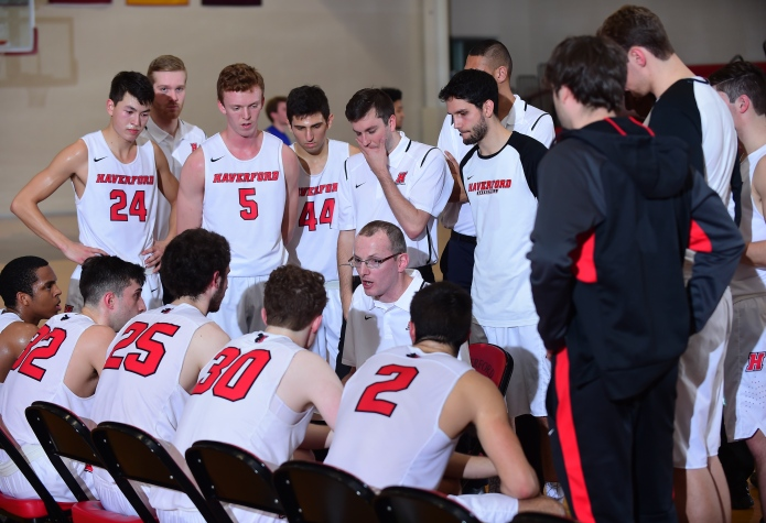 Men's Basketball Topped by Franklin & Marshall