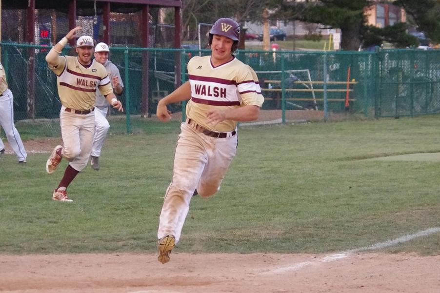 Walsh Sweeps Battle Between Regionally Ranked Teams