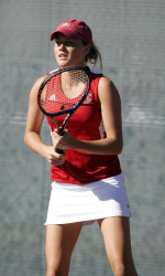 Bronco Women's Tennis Takes On Pacific Saturday And UC Davis On Tuesday