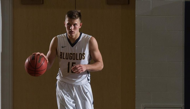 Diekelman's late free throws seal win for Blugolds