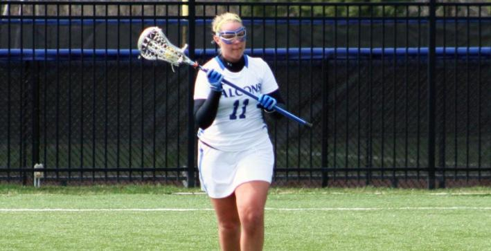 Barry, Peppers have career day; Women's Lacrosse downs Dubuque
